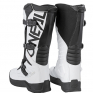 ONeal RSX White Black Motocross Boots