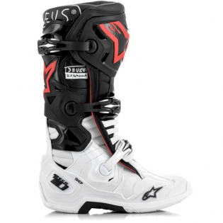 Alpinestars Tech 10 Limited Edition Deus Ex Machina Boots Image 4