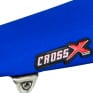 CrossX UGS Wave Husqvarna Blue Seat Cover