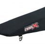 CrossX Solid Yamaha Black Seat Cover