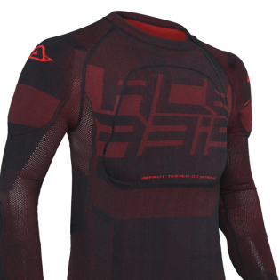 Acerbis Kids X-Fit Future Black Body Armour Image 2