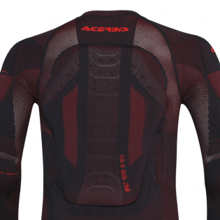 Acerbis Kids X-Fit Future Black Body Armour Image 3