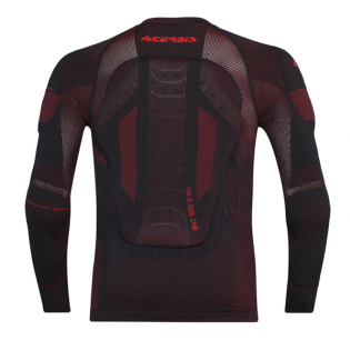 Acerbis Kids X-Fit Future Black Body Armour Image 4