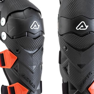 Acerbis Impact Evo Junior Knee Guards Image 2