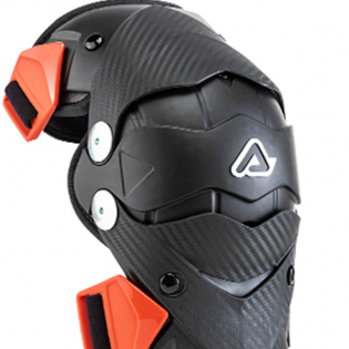 Acerbis Impact Evo Junior Knee Guards Image 4