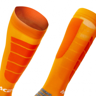 Acerbis Impact Orange Motocross Socks Image 2