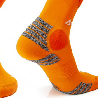 Acerbis Impact Orange Motocross Socks Image 4
