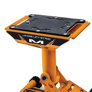 Matrix LS-1 Lift Orange Bike Stand Image 2