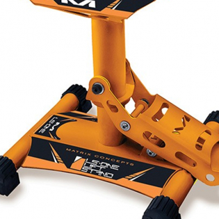 Matrix LS-1 Lift Orange Bike Stand Image 3