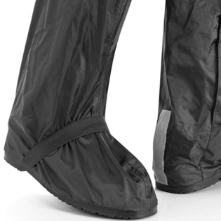 Acerbis Rain H20 Black Boot Covers Image 3