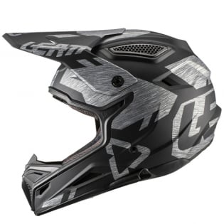 Leatt GPX 4.5 V20.1 Brushed Helmet Image 2