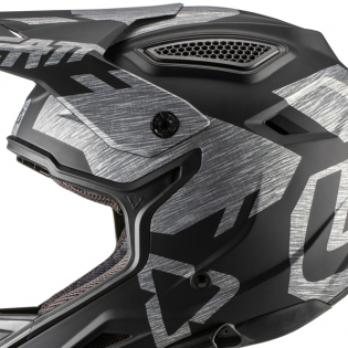 Leatt GPX 4.5 V20.1 Brushed Helmet Image 4