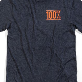 100% Global Navy T-Shirt Image 2