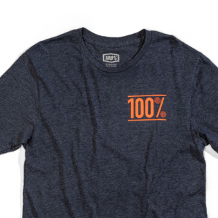100% Global Navy T-Shirt Image 3