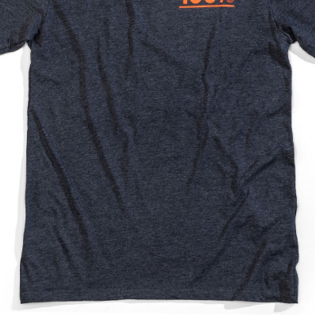 100% Global Navy T-Shirt Image 4