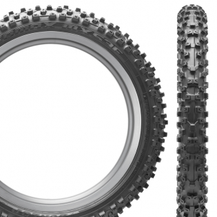 Dunlop Geomax MX53 Tyre - Front Image 3