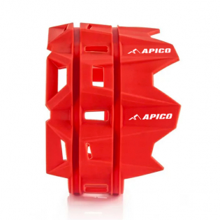 Apico Silicone Silencer Red Protector Image 4