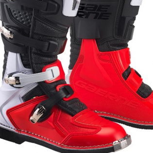 Gaerne GXJ Kids Black Red Boots Image 3