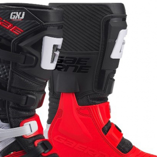 Gaerne GXJ Kids Black Red Boots Image 4