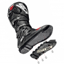 Sidi Crossfire 3 SRS Red Black Motocross Boots