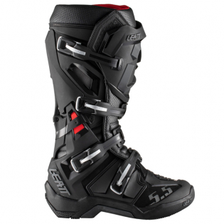 Leatt GPX 5.5 Flexlock Black Boots Image 2
