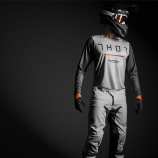 Thor Prime Pro Trend Grey Jersey Image 2