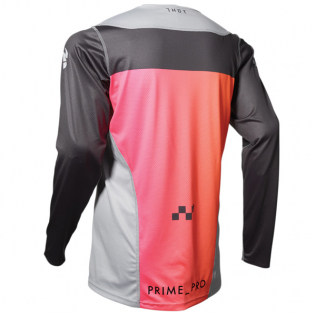 Thor Prime Pro Trend Grey Jersey Image 3