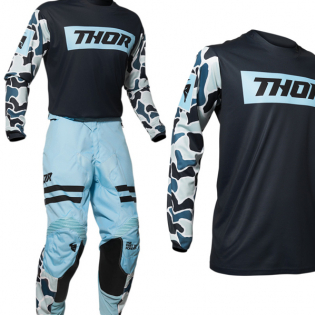 Thor Pulse Fire Midnight Blue Pants Image 2