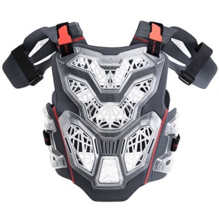 Acerbis Kids Gravity Clear Roost Deflector Image 3