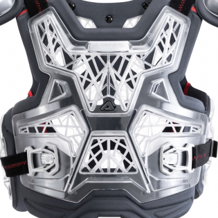 Acerbis Kids Gravity Clear Roost Deflector Image 4