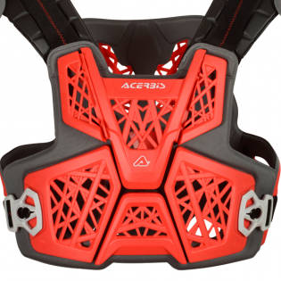 Acerbis Gravity Roost Red Body Armour Image 2