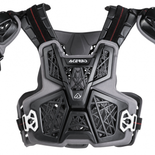 Acerbis Gravity Roost Black Body Armour Image 2