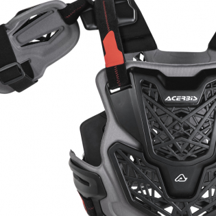 Acerbis Gravity Roost Black Body Armour Image 4