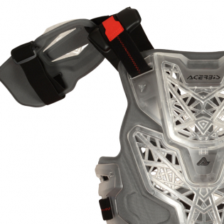 Acerbis Gravity Roost Clear Body Armour Image 4