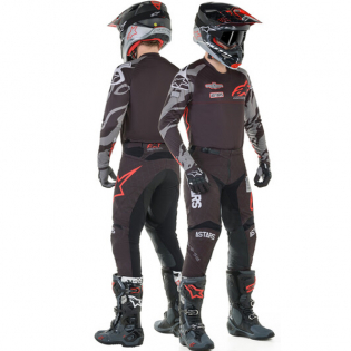 Alpinestars Kids Racer Ltd Edition San Diego Pants Image 3