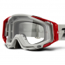 100% Racecraft Suez Clear Lens Goggles