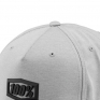 100% Enterprise Charcoal Snapback Hat