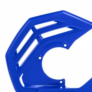 Acerbis X-Future Blue Front Disc Protector - Incl Mount Image 2