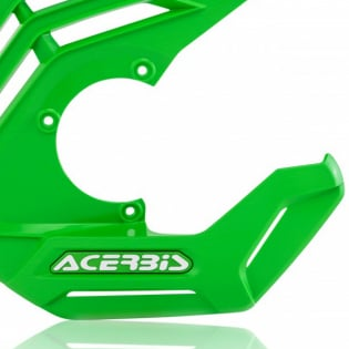 Acerbis X-Future Green Front Disc Protector - Incl Mount Image 4