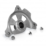 Acerbis X-Future White Front Disc Protector - Incl Mount