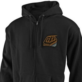 Troy Lee Designs Mix Up Black Hoodie Image 2