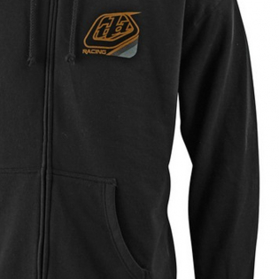 Troy Lee Designs Mix Up Black Hoodie Image 4