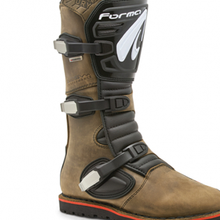 Forma Boulder Dry Trials Boots - Brown  Image 2