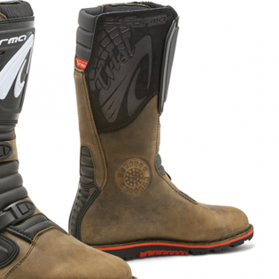 Forma Boulder Dry Trials Boots - Brown  Image 4