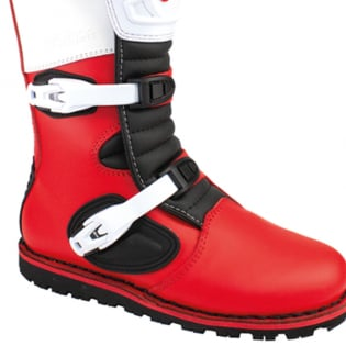 Forma Boulder Trials Boots - Red White Image 4