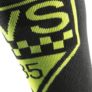 EVS Moto Circuit Black Socks Image 3