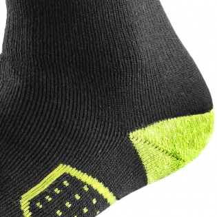EVS Moto Circuit Black Socks Image 4