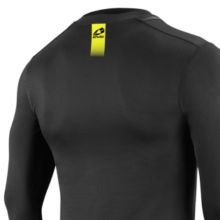 EVS TUG Winter Baselayer Black Long Sleeve Top Image 4