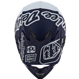 Troy Lee Designs SE4 Composite - Silhouette Team Navy Image 4