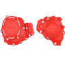 Acerbis X-Power Honda Red Engine Cover Kit